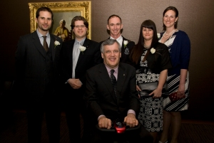 Award Finalists + Lieutenant Governor of Ontario